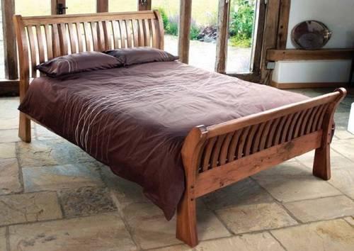 Как устранить скрип деревянной кровати