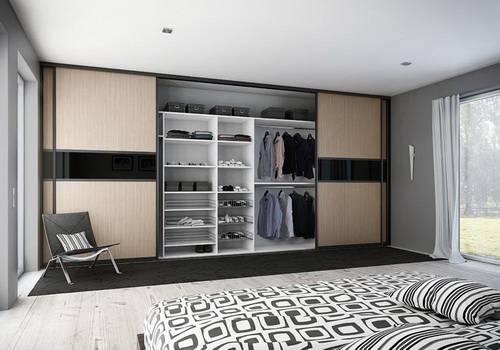 Как выбрать шкаф купе для спальни