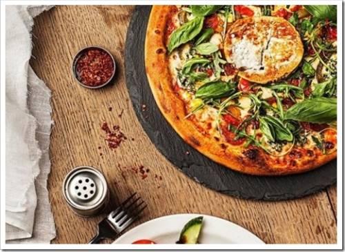 Этническая пицца