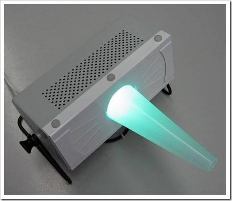 Различные виды кварцевых ламп