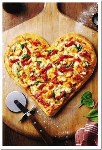 Пицца народов мира