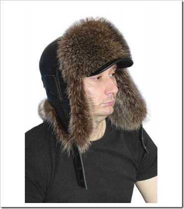 Зимние головные уборы для настоящих мужчин