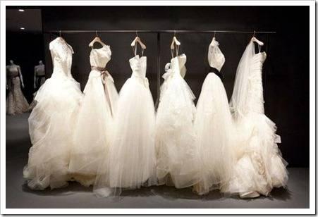 Различные украшения свадебного платья