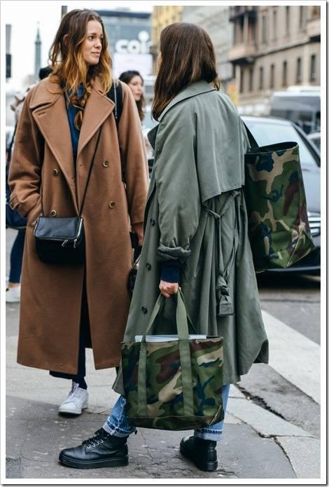Виды ткани на пальто