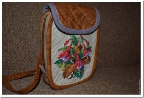 Самостоятельное шитьё сумки