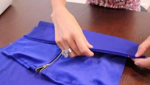 Инструкция по пошиву вечернего платья