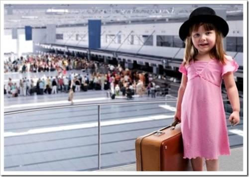 Как оформить паспорт для ребёнка, который проживает только с одним родителем?
