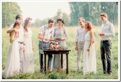Организация бюджетной свадьбы