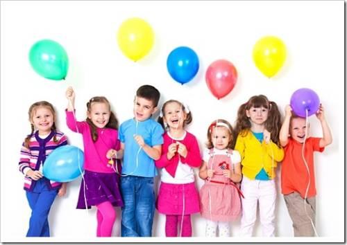 Заказать детский праздник в  Москве