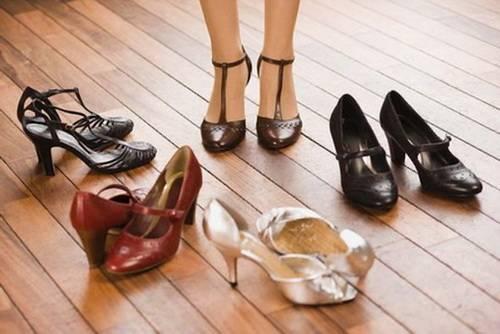 Выбор обуви по фигуре