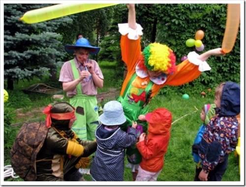 Основные преимущества празднования дня рождения ребёнка на природе