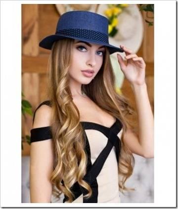 Выбирем летнюю шляпу по форме лица