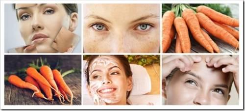 Carrot Mask Hendel - морковная маска