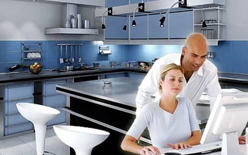 Создаем дизайн кухни