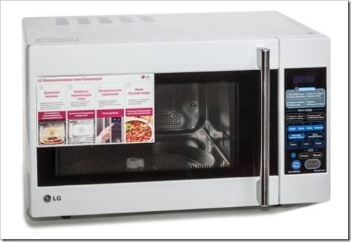 Микроволновая печь: с конвекцией или без