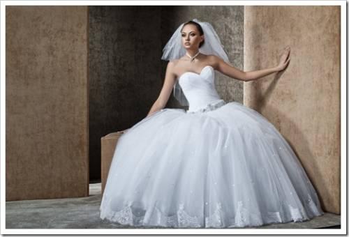 Приметы ношения свадебного платья