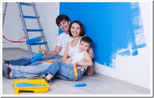 Выполняем ремонт дома