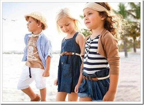 Как узнать размер одежды ребенка?