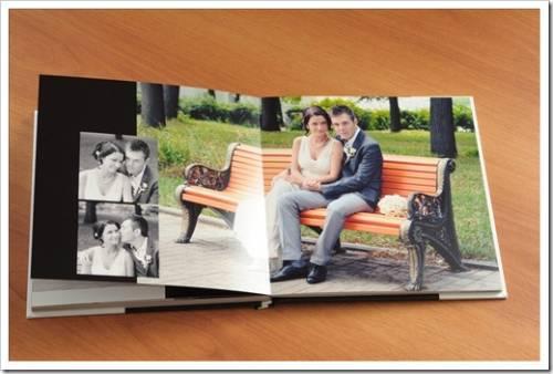 Как создают свадебные книги?