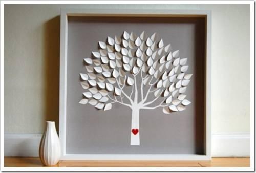 Как сделать дерево желаний на свадьбу?