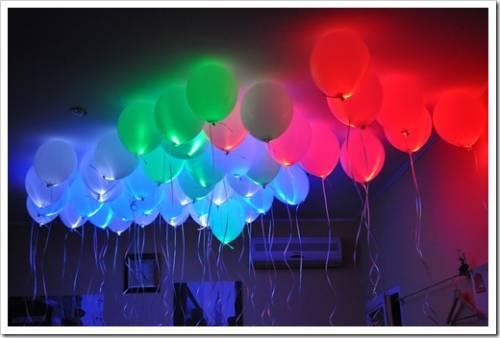 Светящиеся шары – праздник в каждый дом!