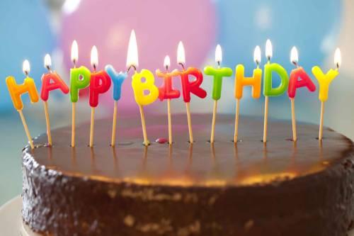 Как написать поздравление с Днем рождения