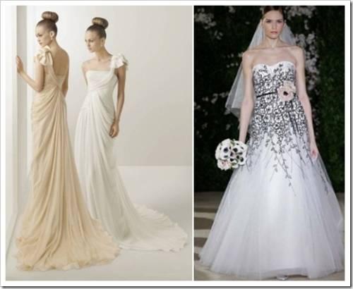 Почему белый цвет у свадебных платьев так распространён?