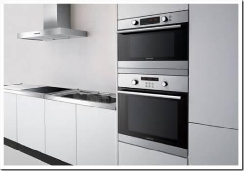 Как выбрать встраиваемую бытовую технику для кухни?