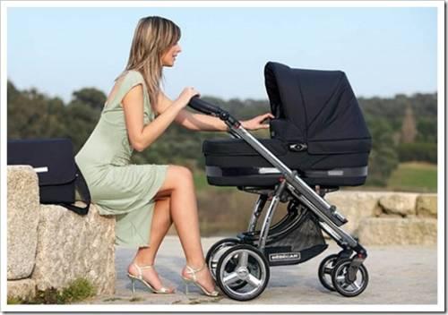 Коляска для новорожденного недорого