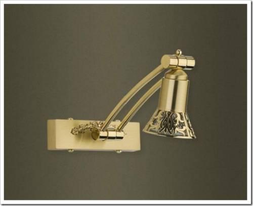 Классификация светильников по типу монтажа
