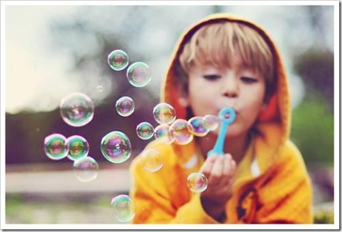 Пузырь размером с человека!