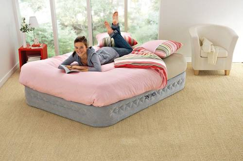 Какой матрас купить для кровати
