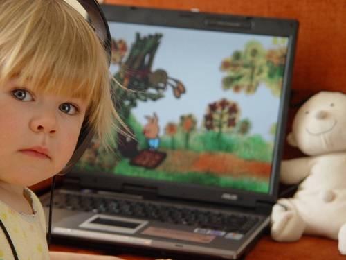 Как мультфильмы влияют на ребенка