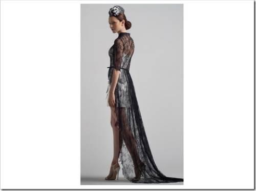 Самые экстравагантные свадебные платья
