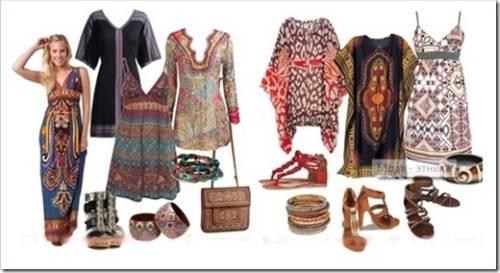 Мода - этника