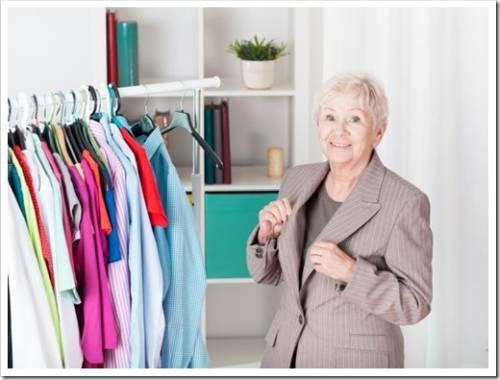 Одежда для зрелого возраста