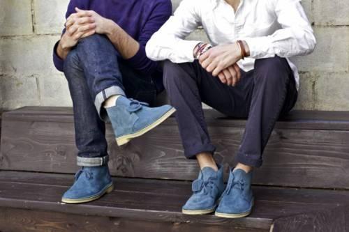с чем носить мужские ботинки