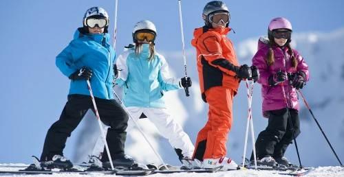 как выбрать лыжный костюм ребенку