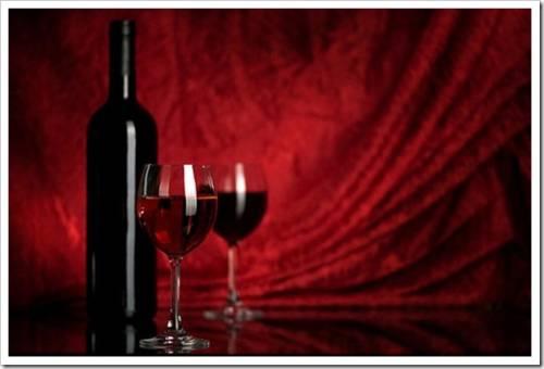 Красное вино: польза или вред