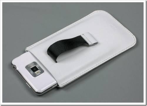 Защитные бамперы и чехол-карман
