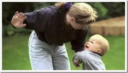 Стоит ли вообще проступок ребёнка наказания?