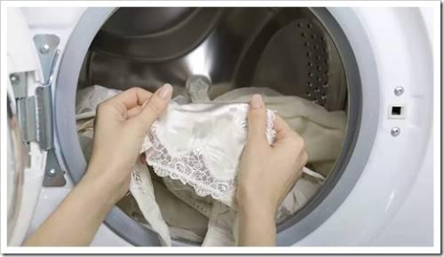 Как отбеливать ненатуральные ткани?