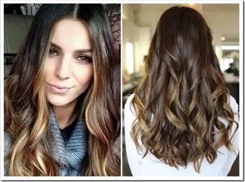 Натуральность: выгоревшие волосы