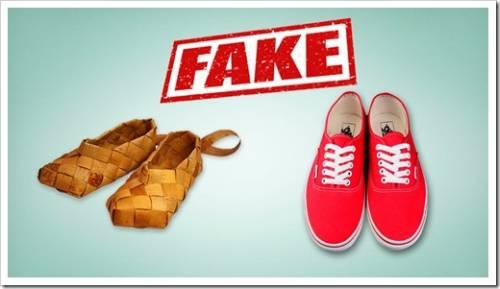 Как отличить брендовую обувь