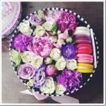 Материалы, которые используются для создания коробки с цветами