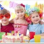 как организовать и провести детский день рождения