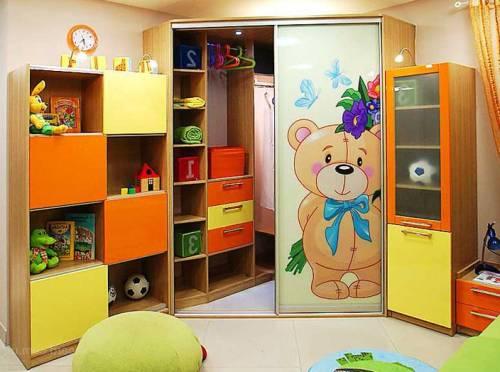 Как сделать детский шкаф своими руками
