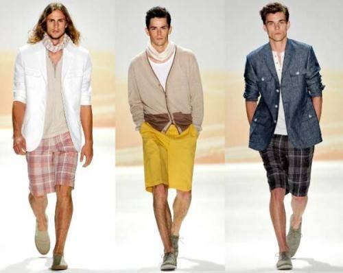 мужчины в бриджах