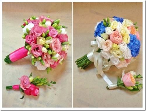 По каким критериям сочетаются цветы?