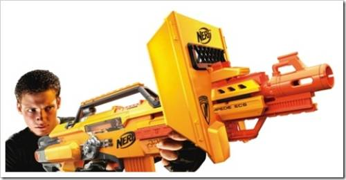 Нёрф – игрушка, которая удовлетворит и ребёнка, и родителя